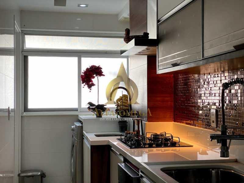 10 - Apartamento 3 quartos para venda e aluguel Recreio dos Bandeirantes, Rio de Janeiro - R$ 895.000 - AOJ30088 - 24
