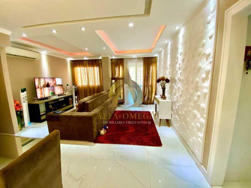 15 - Apartamento 3 quartos para venda e aluguel Recreio dos Bandeirantes, Rio de Janeiro - R$ 895.000 - AOJ30088 - 3