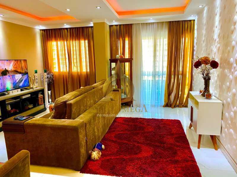 16 - Apartamento 3 quartos para venda e aluguel Recreio dos Bandeirantes, Rio de Janeiro - R$ 895.000 - AOJ30088 - 1