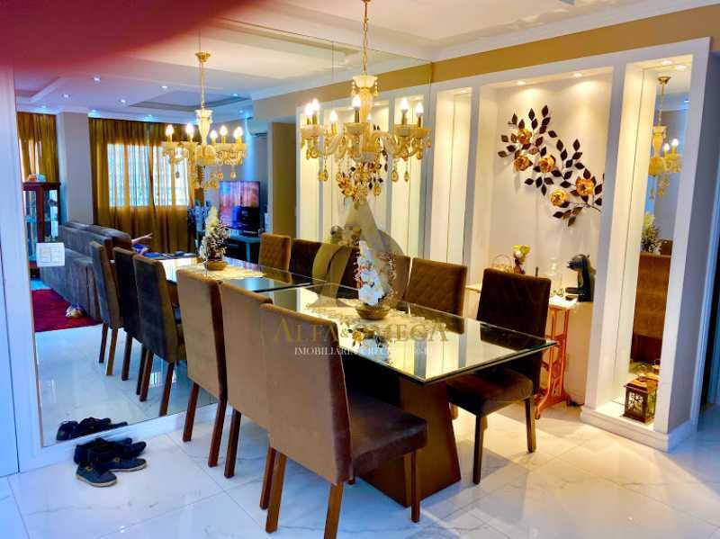 19 - Apartamento 3 quartos para venda e aluguel Recreio dos Bandeirantes, Rio de Janeiro - R$ 895.000 - AOJ30088 - 5