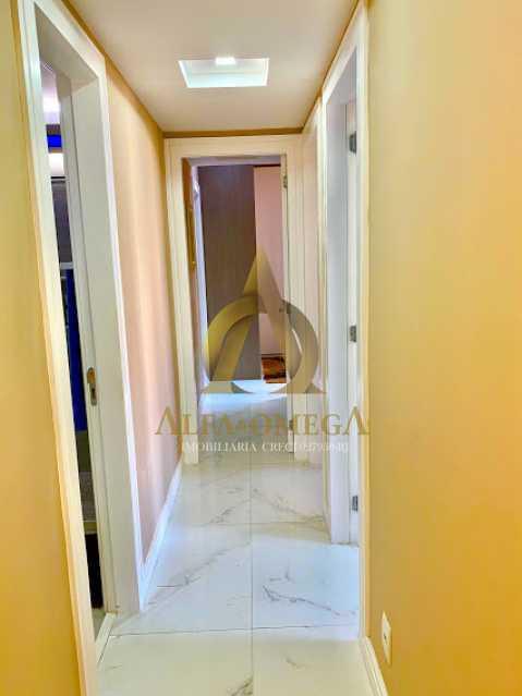 23 - Apartamento 3 quartos para venda e aluguel Recreio dos Bandeirantes, Rio de Janeiro - R$ 895.000 - AOJ30088 - 7