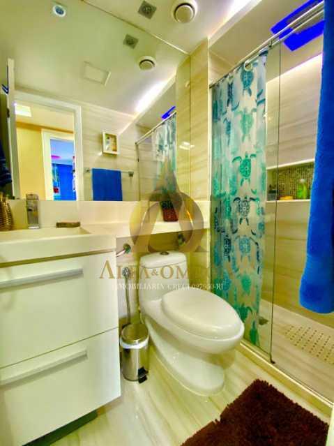 24 - Apartamento 3 quartos para venda e aluguel Recreio dos Bandeirantes, Rio de Janeiro - R$ 895.000 - AOJ30088 - 16
