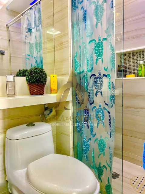 27 - Apartamento 3 quartos para venda e aluguel Recreio dos Bandeirantes, Rio de Janeiro - R$ 895.000 - AOJ30088 - 17