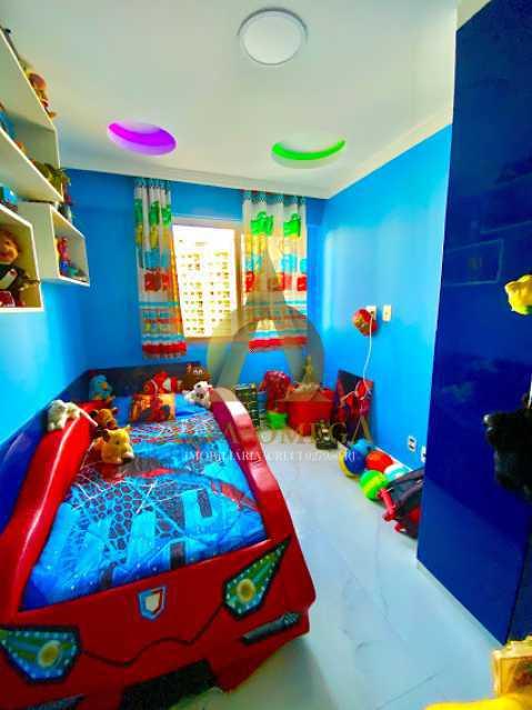 28 - Apartamento 3 quartos para venda e aluguel Recreio dos Bandeirantes, Rio de Janeiro - R$ 895.000 - AOJ30088 - 12
