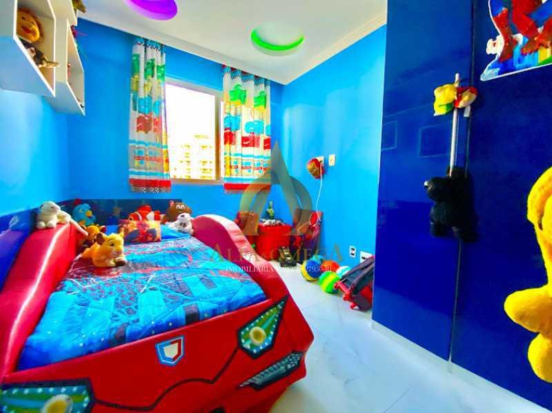 29 - Apartamento 3 quartos para venda e aluguel Recreio dos Bandeirantes, Rio de Janeiro - R$ 895.000 - AOJ30088 - 13