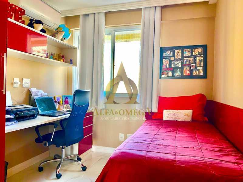 32 - Apartamento 3 quartos para venda e aluguel Recreio dos Bandeirantes, Rio de Janeiro - R$ 895.000 - AOJ30088 - 11