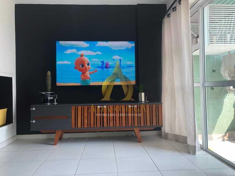 8f8b9fee-8bff-48e8-b63b-30f3f4 - Apartamento 2 quartos à venda Barra da Tijuca, Rio de Janeiro - R$ 950.000 - AO20468 - 3