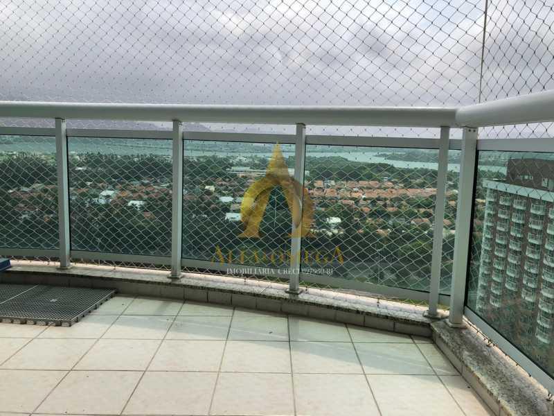 77f49da0-a48e-4586-867c-31d47d - Apartamento 2 quartos à venda Barra da Tijuca, Rio de Janeiro - R$ 950.000 - AO20468 - 8