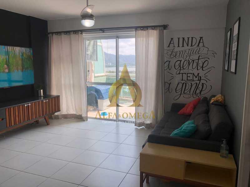 ae1429f0-8391-4057-886c-c5a63c - Apartamento 2 quartos à venda Barra da Tijuca, Rio de Janeiro - R$ 950.000 - AO20468 - 5