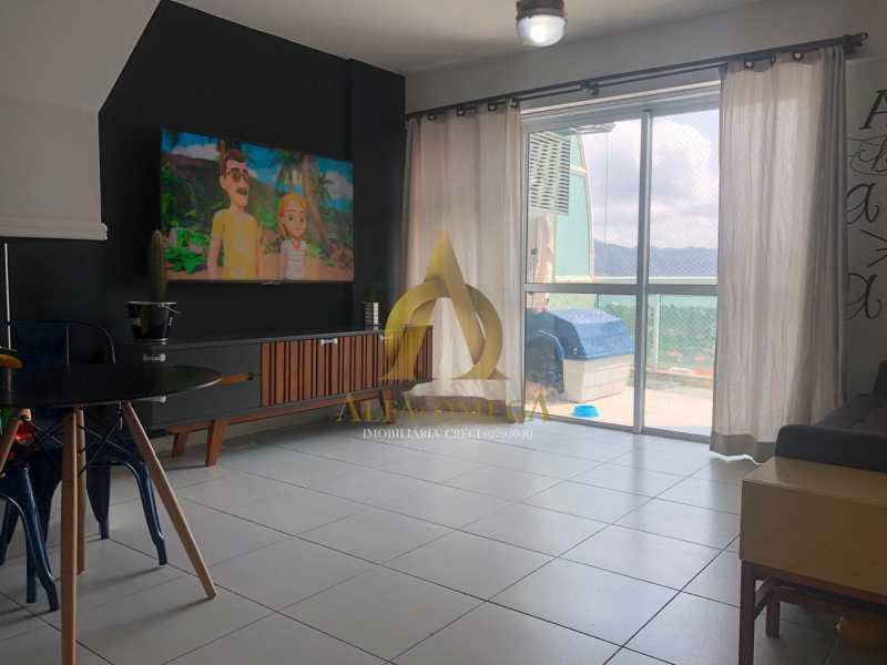 c21ca83a-662b-41a4-b9ce-ade076 - Apartamento 2 quartos à venda Barra da Tijuca, Rio de Janeiro - R$ 950.000 - AO20468 - 1