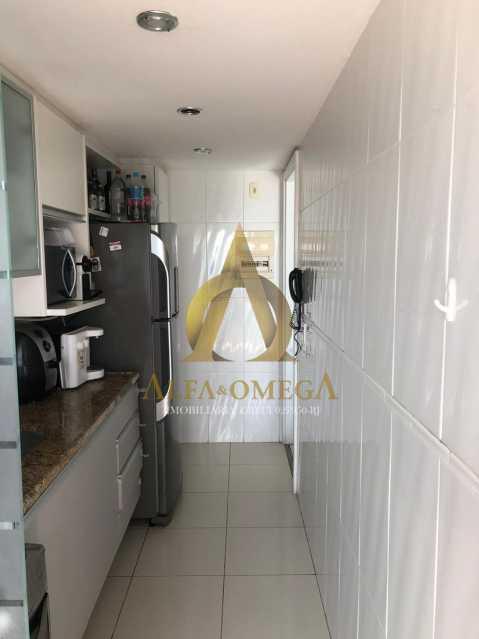 e5201831-faaa-49e9-9875-059f14 - Apartamento 2 quartos à venda Barra da Tijuca, Rio de Janeiro - R$ 950.000 - AO20468 - 4
