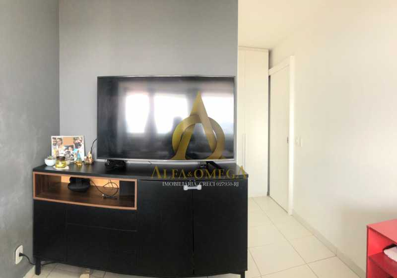 f7762468-94c5-47e4-9f8c-f91504 - Apartamento 2 quartos à venda Barra da Tijuca, Rio de Janeiro - R$ 950.000 - AO20468 - 10