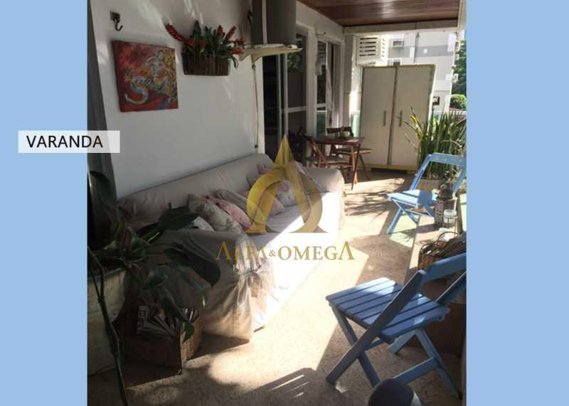 1cd30c58-0e66-4ce5-be3b-0ba031 - Apartamento 3 quartos à venda Barra da Tijuca, Rio de Janeiro - R$ 980.000 - AO30227 - 13