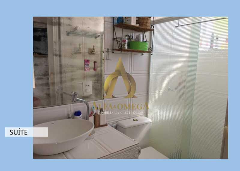 6be31dcb-b88b-4241-83d5-70f95a - Apartamento 3 quartos à venda Barra da Tijuca, Rio de Janeiro - R$ 980.000 - AO30227 - 11