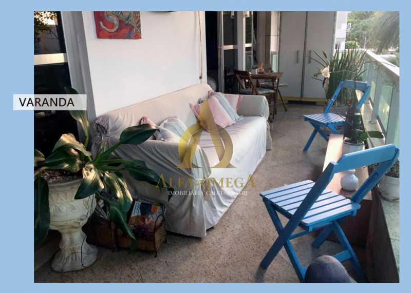 9a655ae5-52da-4e1f-bd36-801186 - Apartamento 3 quartos à venda Barra da Tijuca, Rio de Janeiro - R$ 980.000 - AO30227 - 14