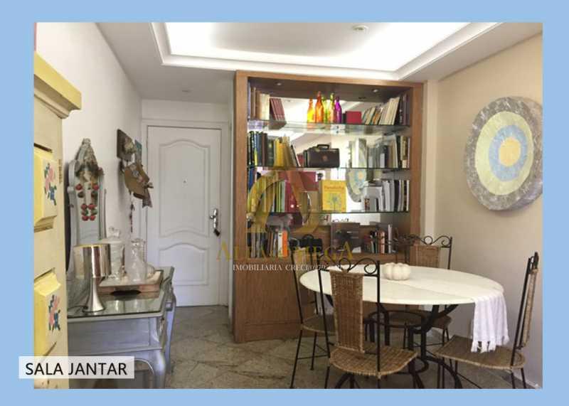 67386f25-e4b7-4581-b8dc-24d891 - Apartamento 3 quartos à venda Barra da Tijuca, Rio de Janeiro - R$ 980.000 - AO30227 - 1
