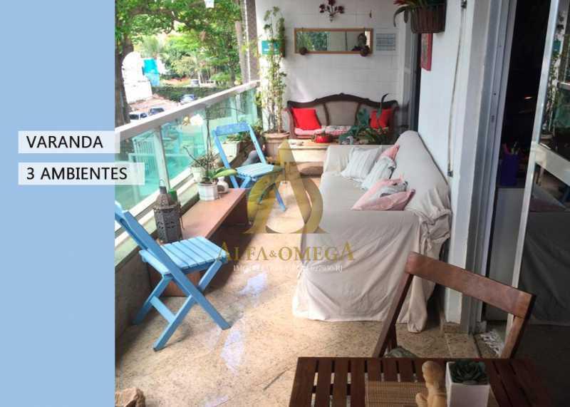 abe6d484-dbe5-4bdb-a25b-dbb165 - Apartamento 3 quartos à venda Barra da Tijuca, Rio de Janeiro - R$ 980.000 - AO30227 - 20