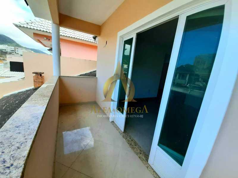 IMG-20201026-WA0049 - Casa em Condomínio 4 quartos à venda Recreio dos Bandeirantes, Rio de Janeiro - R$ 1.350.000 - AO60151 - 6