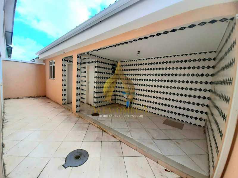IMG-20201026-WA0054 - Casa em Condomínio 4 quartos à venda Recreio dos Bandeirantes, Rio de Janeiro - R$ 1.350.000 - AO60151 - 4