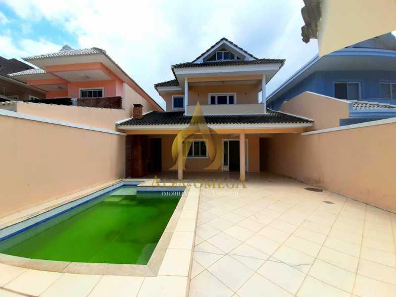 IMG-20201026-WA0057 - Casa em Condomínio 4 quartos à venda Recreio dos Bandeirantes, Rio de Janeiro - R$ 1.350.000 - AO60151 - 3