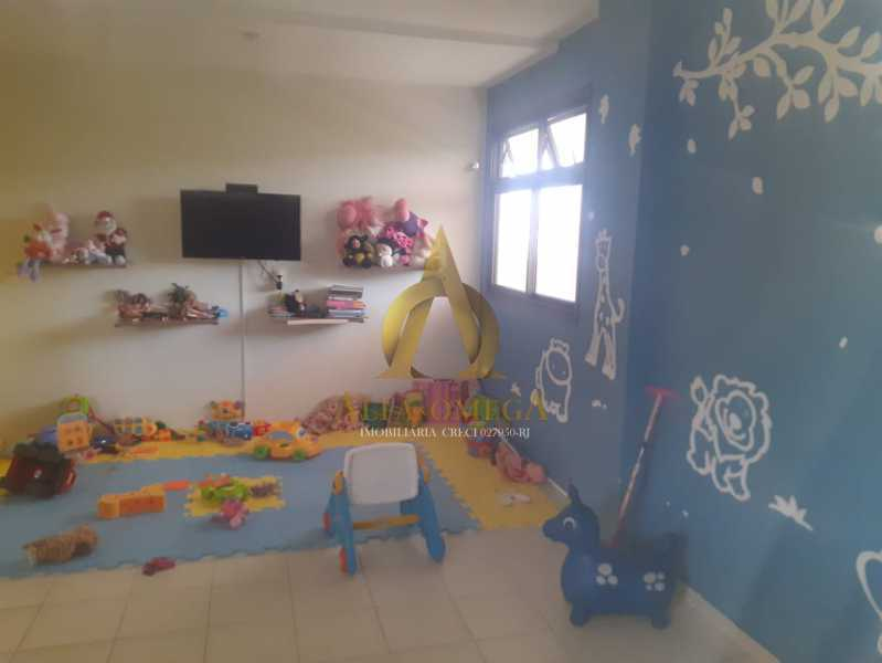 12 - Apartamento 3 quartos à venda Freguesia (Jacarepaguá), Rio de Janeiro - R$ 625.000 - AOJ30089 - 23