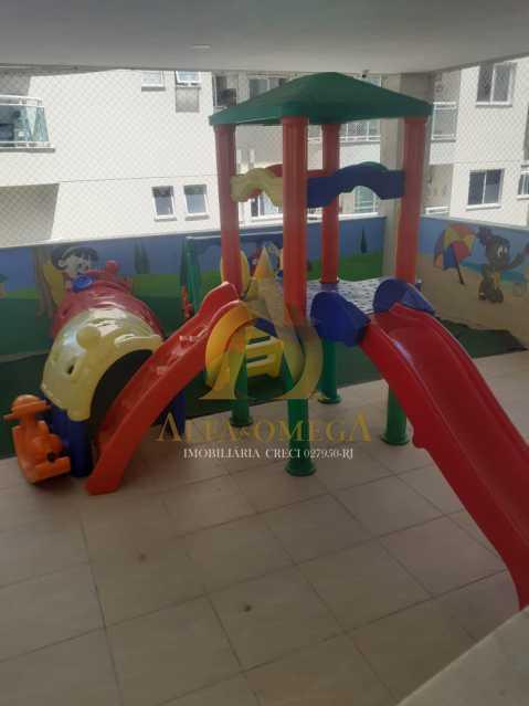 20 - Apartamento 3 quartos à venda Freguesia (Jacarepaguá), Rio de Janeiro - R$ 625.000 - AOJ30089 - 26