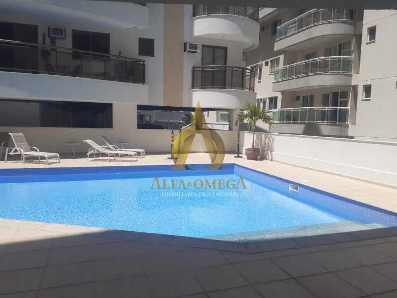 22 - Apartamento 3 quartos à venda Freguesia (Jacarepaguá), Rio de Janeiro - R$ 625.000 - AOJ30089 - 29