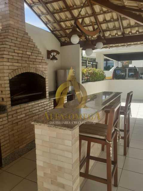 26 - Apartamento 3 quartos à venda Freguesia (Jacarepaguá), Rio de Janeiro - R$ 625.000 - AOJ30089 - 27