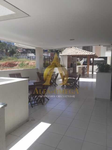 27 - Apartamento 3 quartos à venda Freguesia (Jacarepaguá), Rio de Janeiro - R$ 625.000 - AOJ30089 - 28