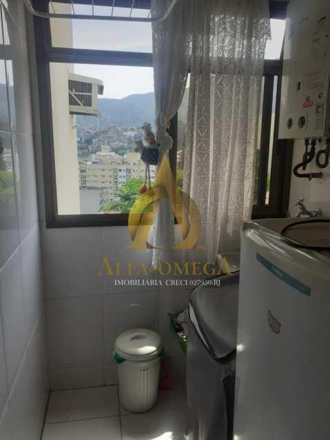 69 - Apartamento 3 quartos à venda Freguesia (Jacarepaguá), Rio de Janeiro - R$ 625.000 - AOJ30089 - 22
