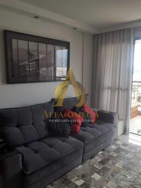 75 - Apartamento 3 quartos à venda Freguesia (Jacarepaguá), Rio de Janeiro - R$ 625.000 - AOJ30089 - 6