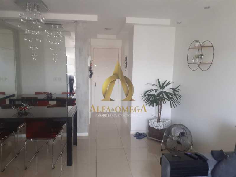 76 - Apartamento 3 quartos à venda Freguesia (Jacarepaguá), Rio de Janeiro - R$ 625.000 - AOJ30089 - 9