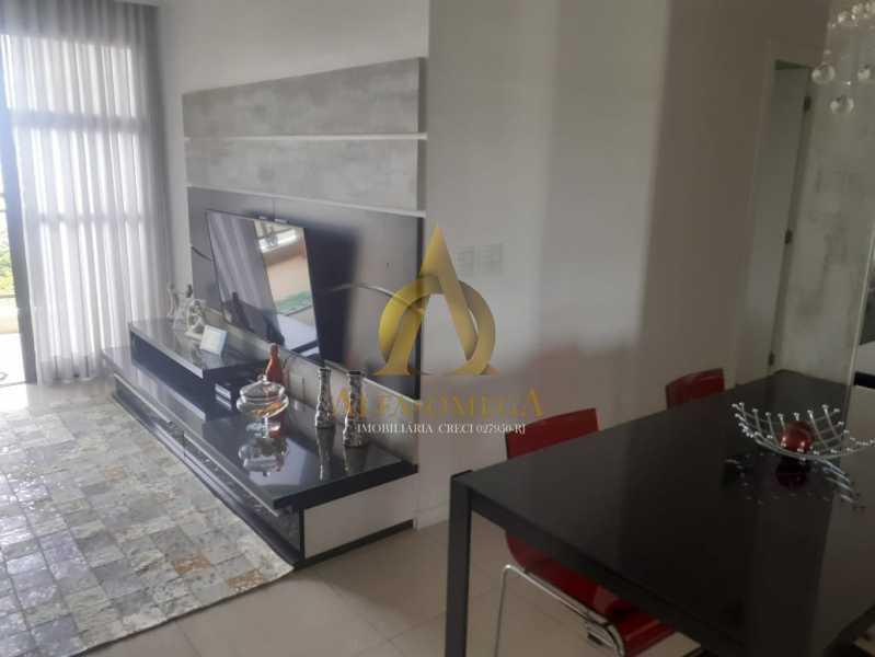 77 - Apartamento 3 quartos à venda Freguesia (Jacarepaguá), Rio de Janeiro - R$ 625.000 - AOJ30089 - 7