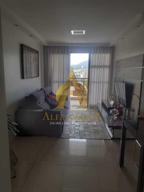 78 - Apartamento 3 quartos à venda Freguesia (Jacarepaguá), Rio de Janeiro - R$ 625.000 - AOJ30089 - 3
