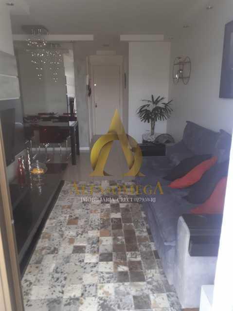81 - Apartamento 3 quartos à venda Freguesia (Jacarepaguá), Rio de Janeiro - R$ 625.000 - AOJ30089 - 8