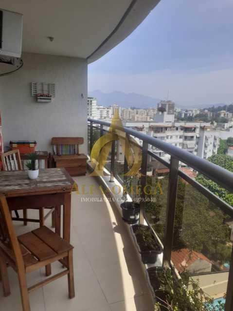 85 - Apartamento 3 quartos à venda Freguesia (Jacarepaguá), Rio de Janeiro - R$ 625.000 - AOJ30089 - 4