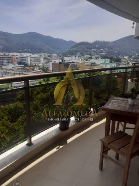 86 - Apartamento 3 quartos à venda Freguesia (Jacarepaguá), Rio de Janeiro - R$ 625.000 - AOJ30089 - 5