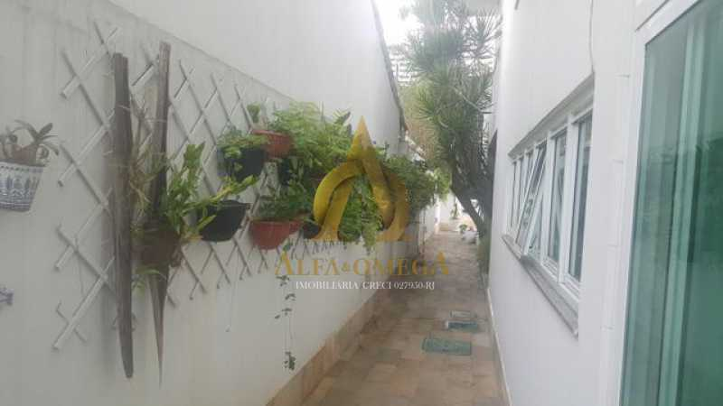 WhatsApp Image 2020-11-05 at 1 - Casa em Condomínio 4 quartos para venda e aluguel Barra da Tijuca, Rio de Janeiro - R$ 4.300.000 - AO60152 - 17