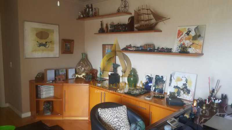 WhatsApp Image 2020-11-05 at 1 - Casa em Condomínio 4 quartos para alugar Barra da Tijuca, Rio de Janeiro - R$ 25.000 - AOJC60152 - 12