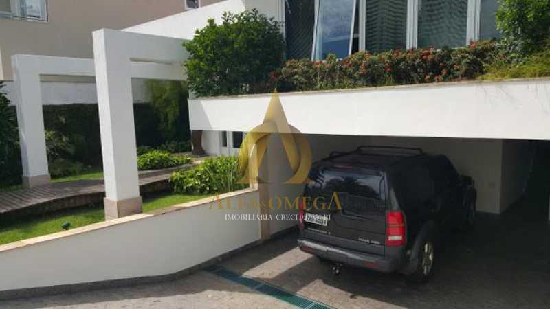 WhatsApp Image 2020-11-05 at 1 - Casa em Condomínio 4 quartos para venda e aluguel Barra da Tijuca, Rio de Janeiro - R$ 4.300.000 - AO60152 - 4