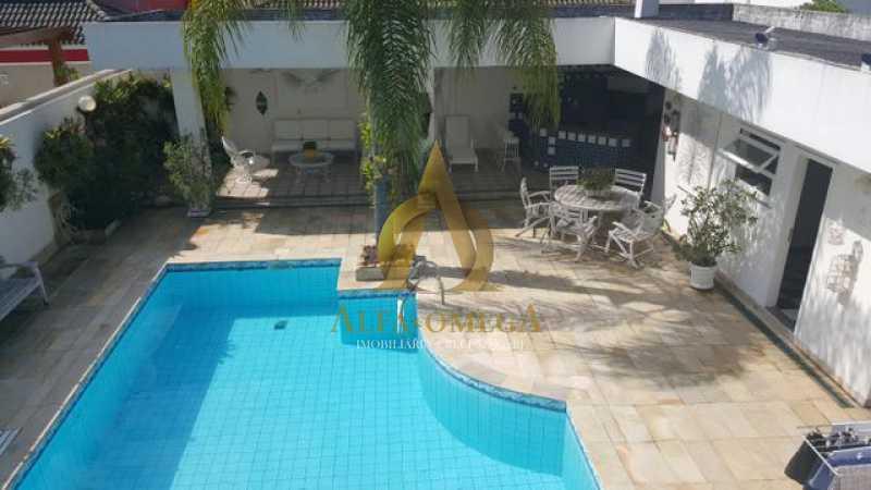 WhatsApp Image 2020-11-05 at 1 - Casa em Condomínio 4 quartos para venda e aluguel Barra da Tijuca, Rio de Janeiro - R$ 4.300.000 - AO60152 - 5