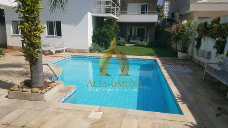 WhatsApp Image 2020-11-05 at 1 - Casa em Condomínio 4 quartos para venda e aluguel Barra da Tijuca, Rio de Janeiro - R$ 4.300.000 - AO60152 - 6