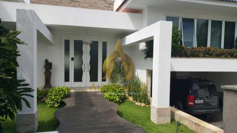 WhatsApp Image 2020-11-05 at 1 - Casa em Condomínio 4 quartos para venda e aluguel Barra da Tijuca, Rio de Janeiro - R$ 4.300.000 - AO60152 - 7