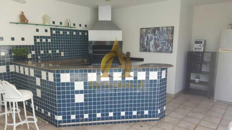 WhatsApp Image 2020-11-05 at 1 - Casa em Condomínio 4 quartos para venda e aluguel Barra da Tijuca, Rio de Janeiro - R$ 4.300.000 - AO60152 - 9