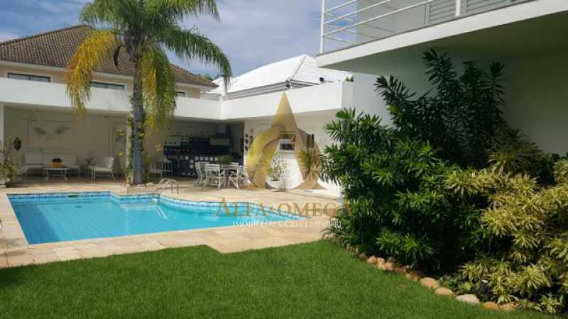 WhatsApp Image 2020-11-05 at 1 - Casa em Condomínio 4 quartos para venda e aluguel Barra da Tijuca, Rio de Janeiro - R$ 4.300.000 - AO60152 - 3