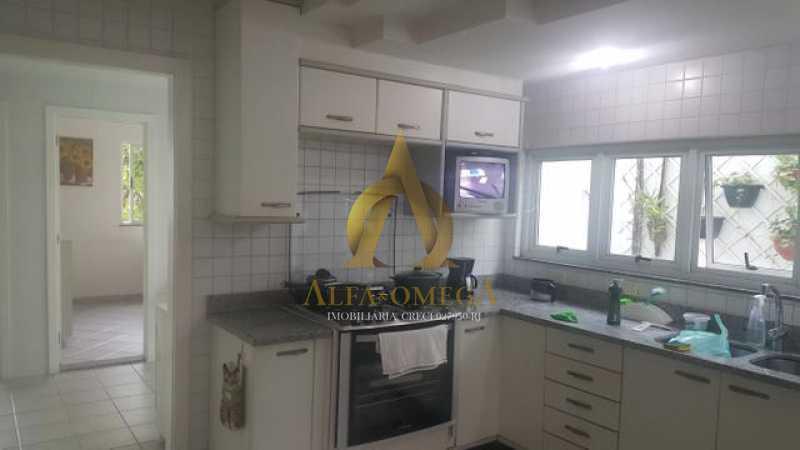 WhatsApp Image 2020-11-05 at 1 - Casa em Condomínio 4 quartos para venda e aluguel Barra da Tijuca, Rio de Janeiro - R$ 4.300.000 - AO60152 - 14