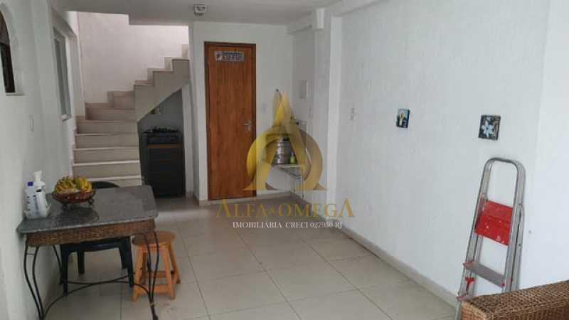 1 - Casa em Condomínio 3 quartos à venda Freguesia (Jacarepaguá), Rio de Janeiro - R$ 650.000 - AOJ60182 - 4