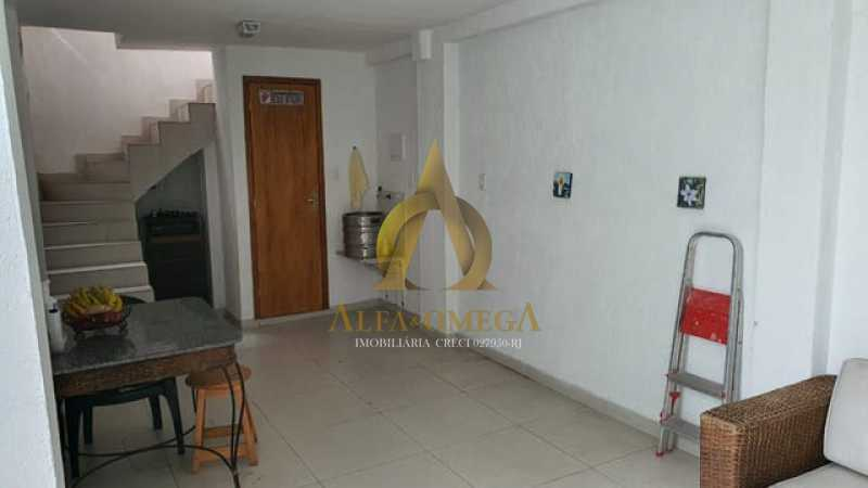 5 - Casa em Condomínio 3 quartos à venda Freguesia (Jacarepaguá), Rio de Janeiro - R$ 650.000 - AOJ60182 - 5