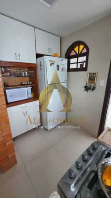 9 - Casa em Condomínio 3 quartos à venda Freguesia (Jacarepaguá), Rio de Janeiro - R$ 650.000 - AOJ60182 - 11