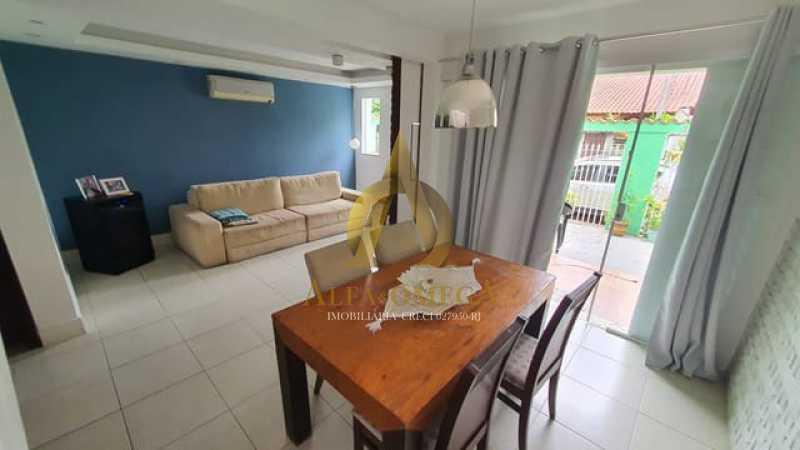 13 - Casa em Condomínio 3 quartos à venda Freguesia (Jacarepaguá), Rio de Janeiro - R$ 650.000 - AOJ60182 - 1